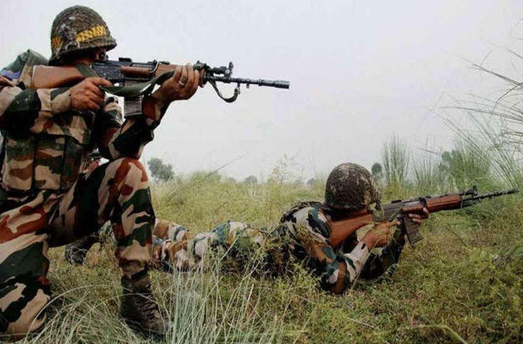 Two Pakistani soldiers died in planned operation of Indian Army
