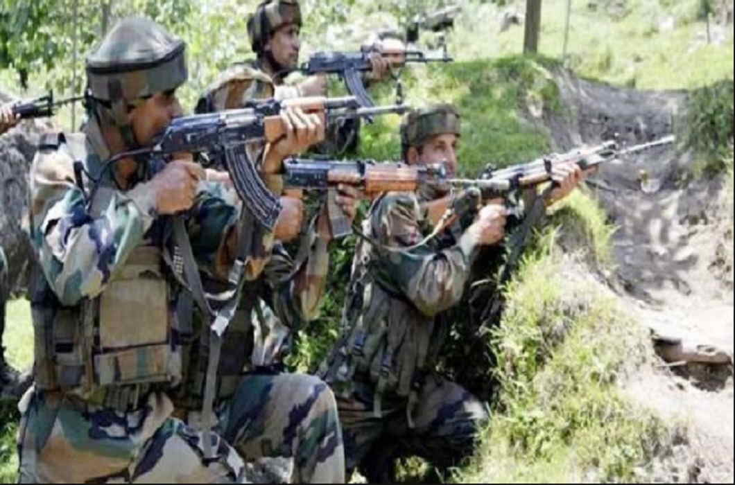 Two-youths-arrested-in-Srinagar-encounter-a-young-martyr