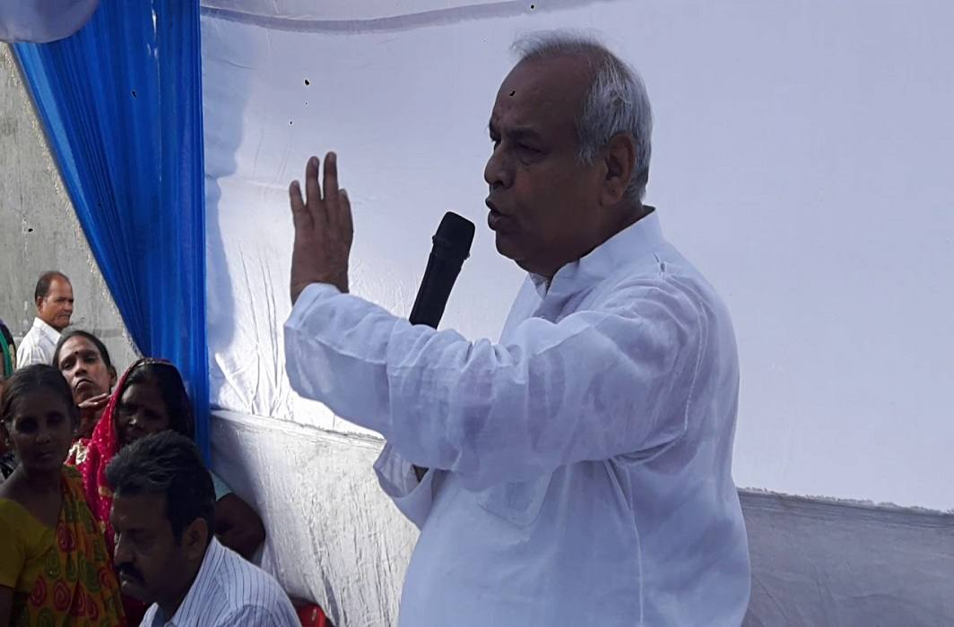 UP minister Satyadev Pachaur