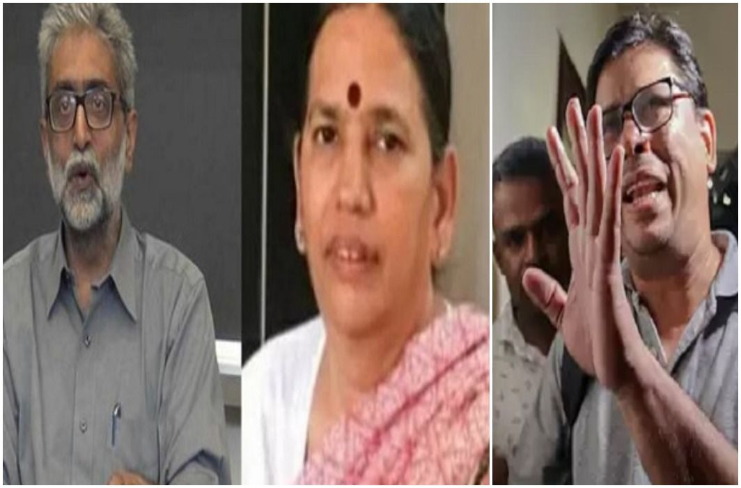 leftist thinkers arrest case in supreme court, Opposition parties attacked Modi Government
