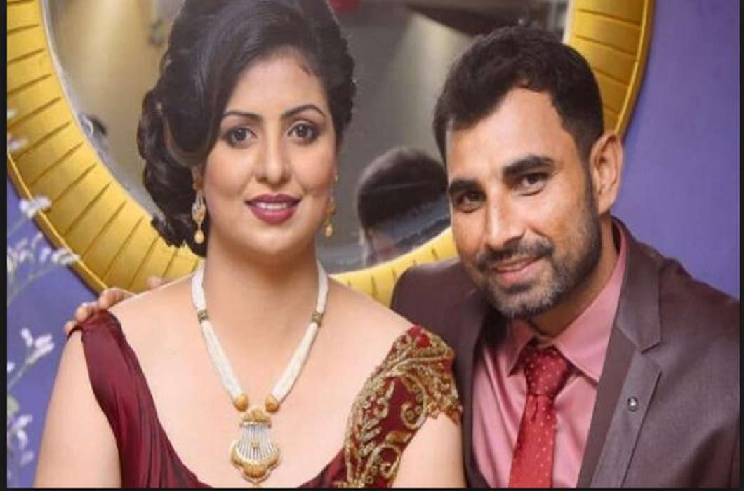 haseen jahan's Accusation of hiding age on Mohammad Shami