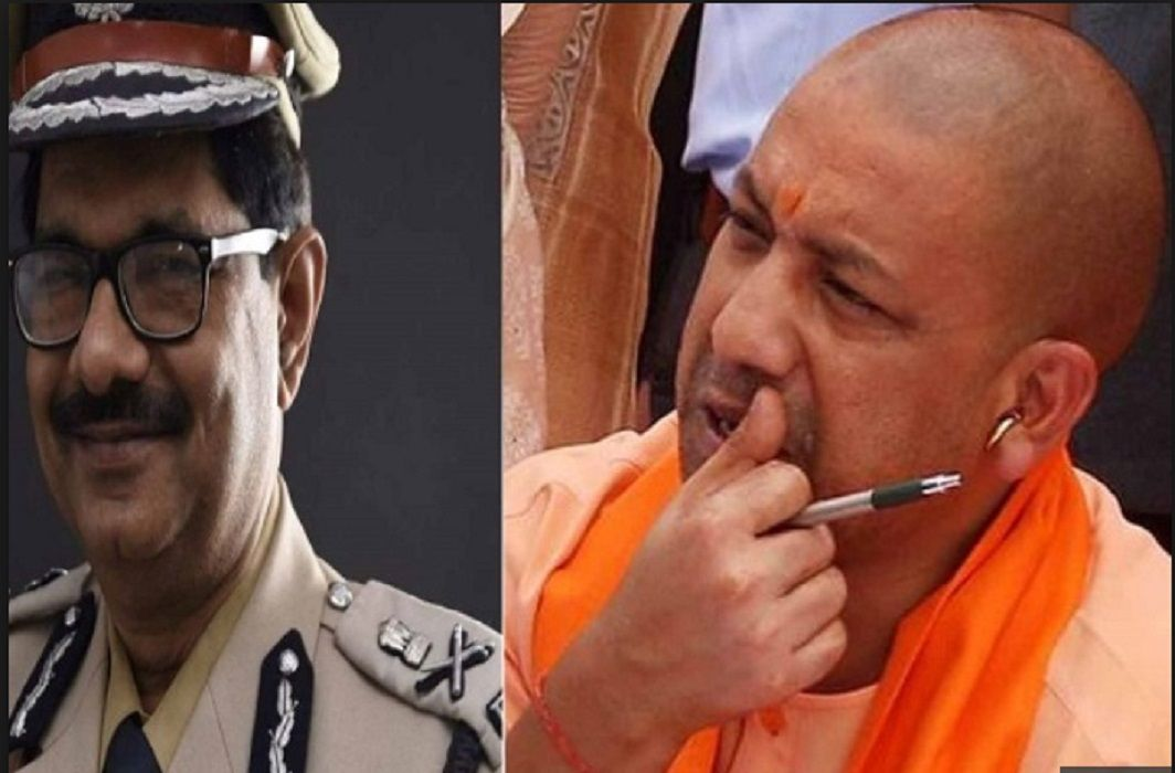 Surya Kumar Shukla & CM Yogi