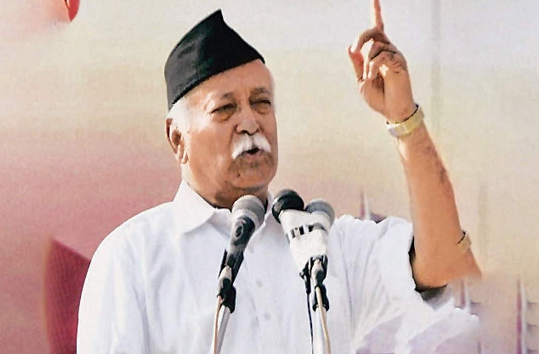 Mohan Bhagwat will be joining the Vishwa Hindu Congress as a keynote speaker in Chicago