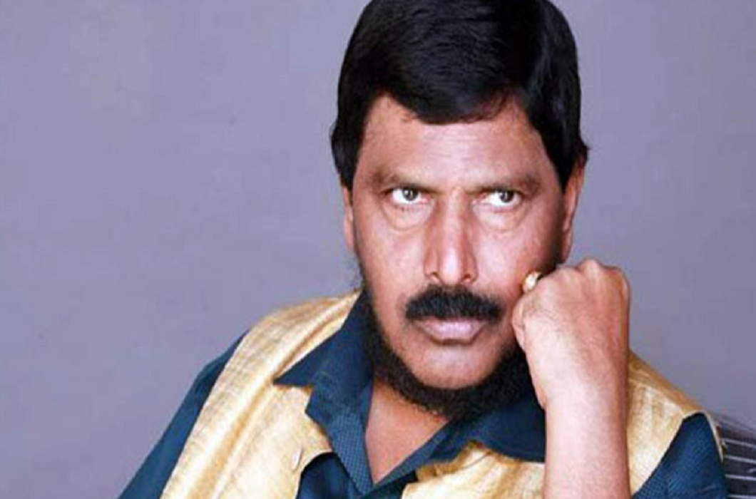 Union minister Athawale said, The word 'dalit' is not derogatory, Will go to Supreme court