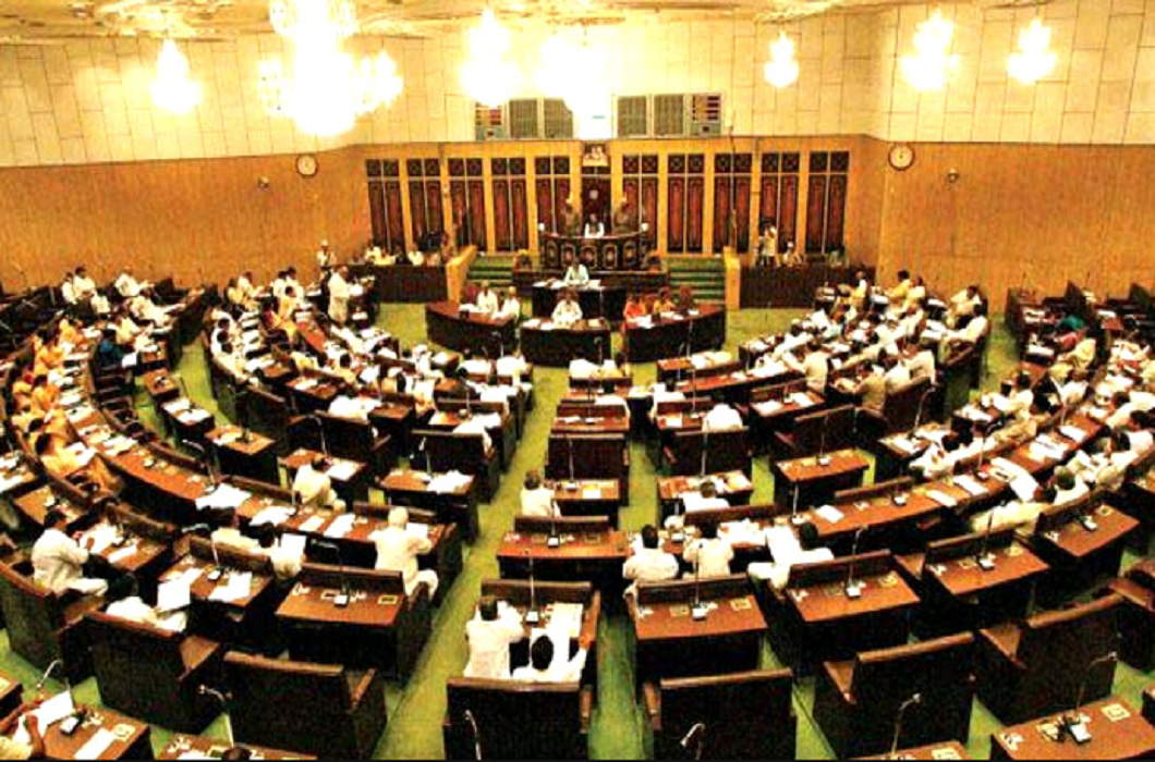 Assembly dissolved in Telangana and Clear the way for election