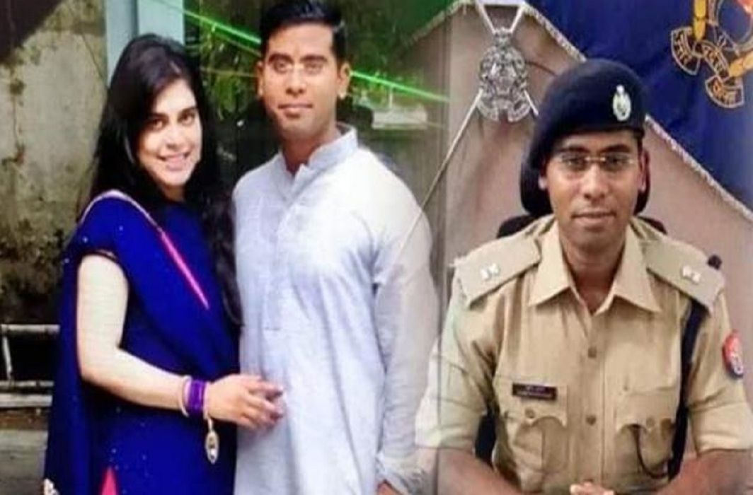 16 IPS officers has prove unity of saving life of his friend