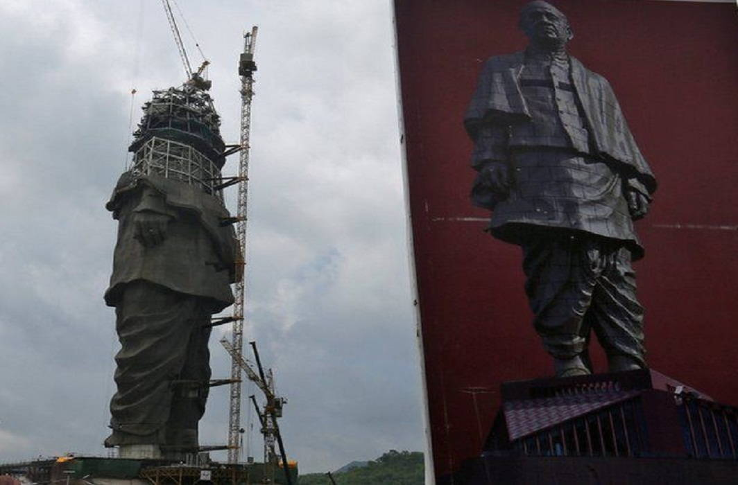 PM Modi will Opening The world's largest statue of 'Statue of Unity'