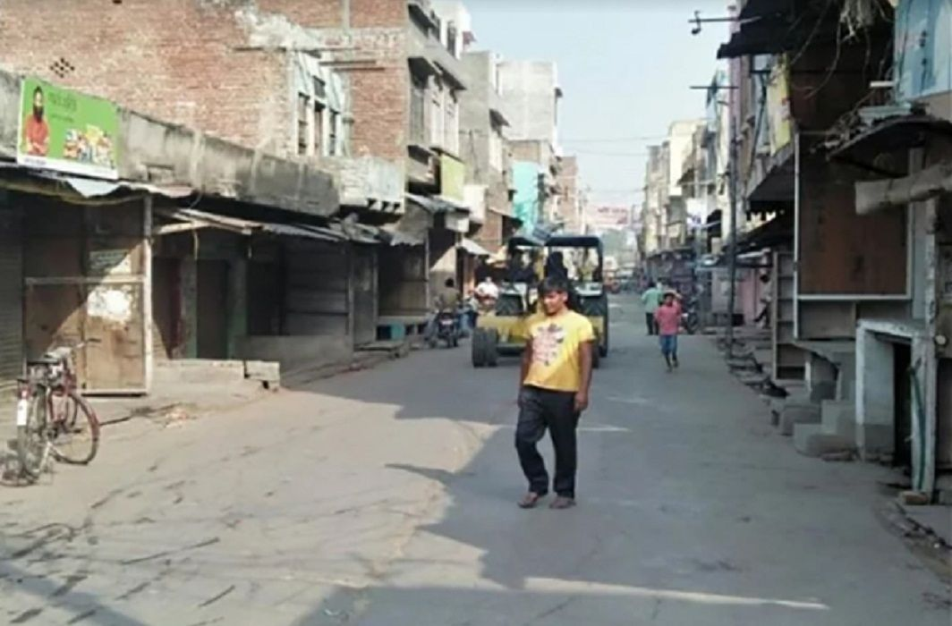 people got angry from Bharat bandh In Dehradun and shop are closed by Congress workers
