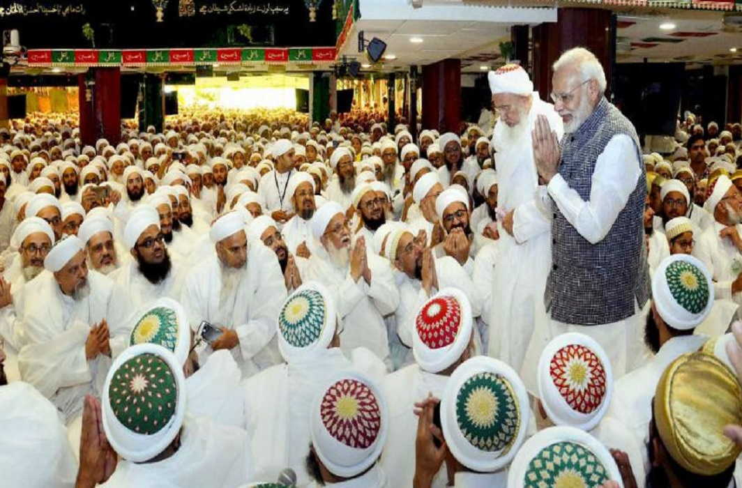 PM Modi said about the upliftment of Bohra society