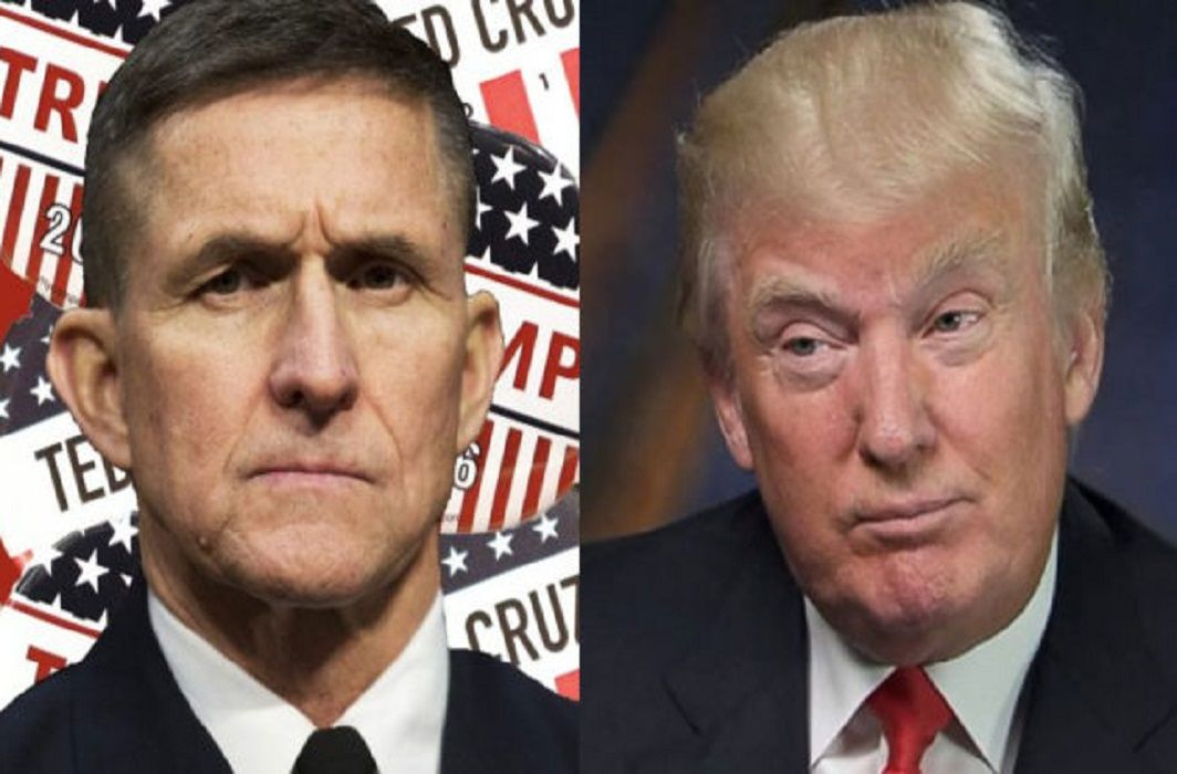 US President Trump's Former Security Advisor Michael Flynn Will be punishment In December
