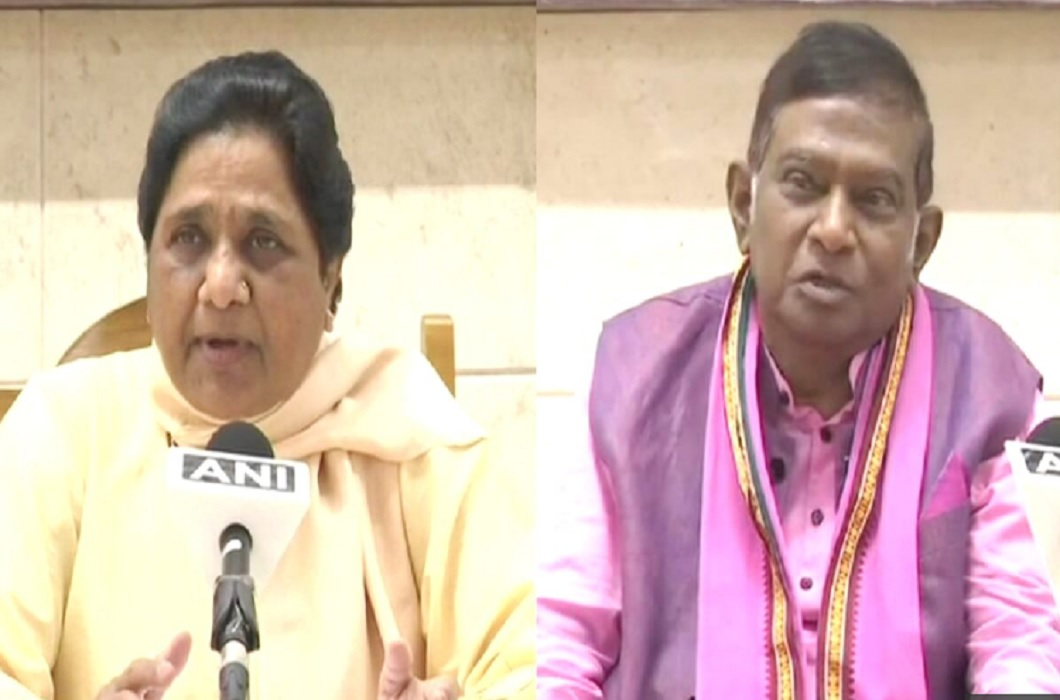 Congress shocked by Mayawati and alliance with Ajit Jogi's party In Chhattisgarh