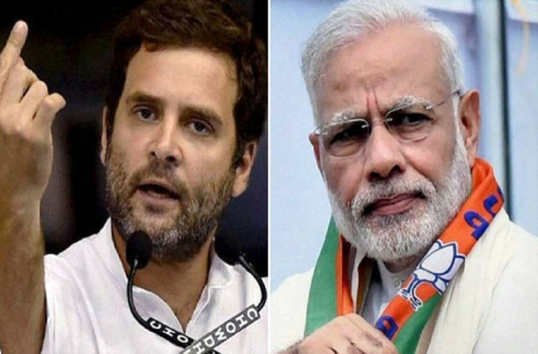 Rahul Gandhi on Rafael Deal and said Modi's 'Surgical Strike' on the armies