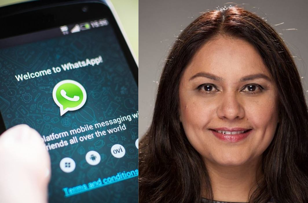 WhatsApp appoints Komal Lahiri as grievance officer for India