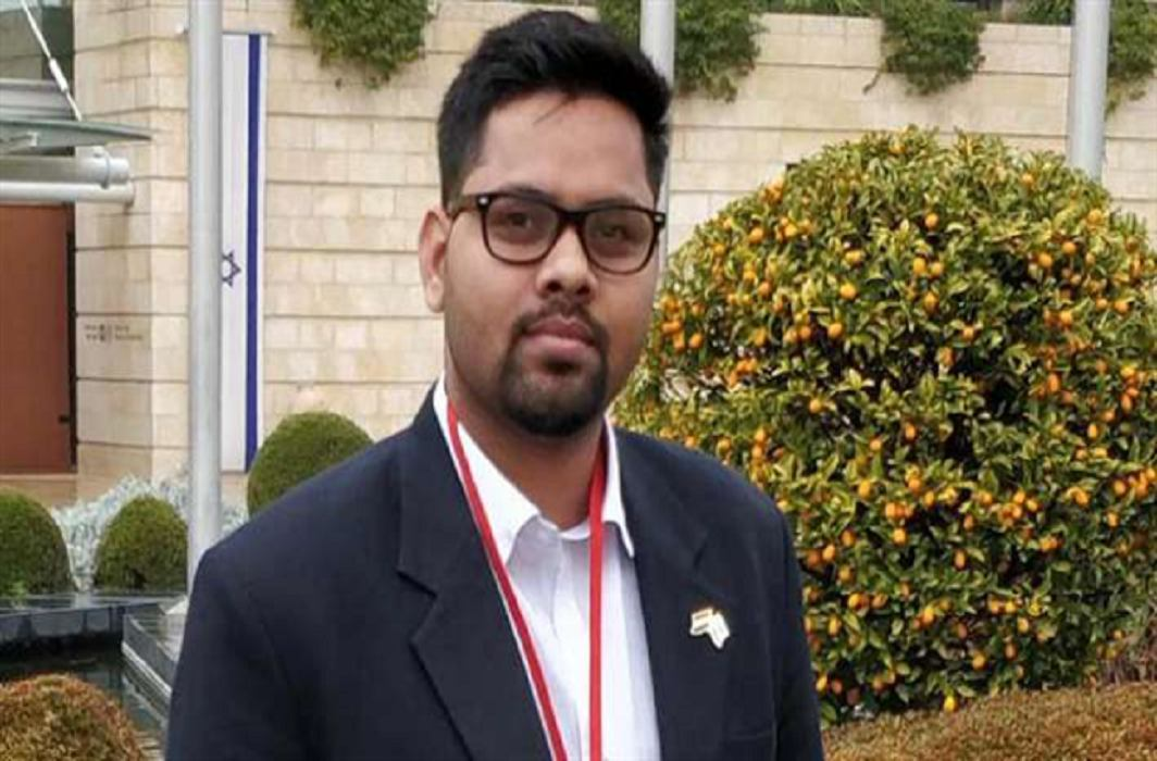 Youth leader Devashish Jarariya is being called Madhya Pradesh's 'Jignesh Mevani'