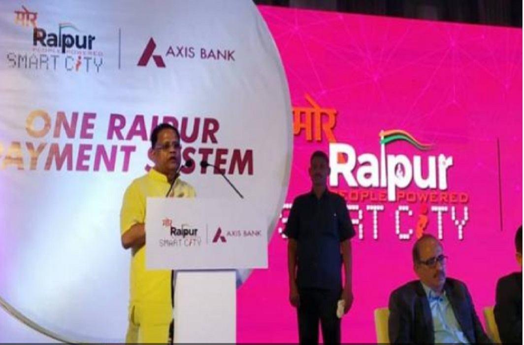 Raipur Smart City
