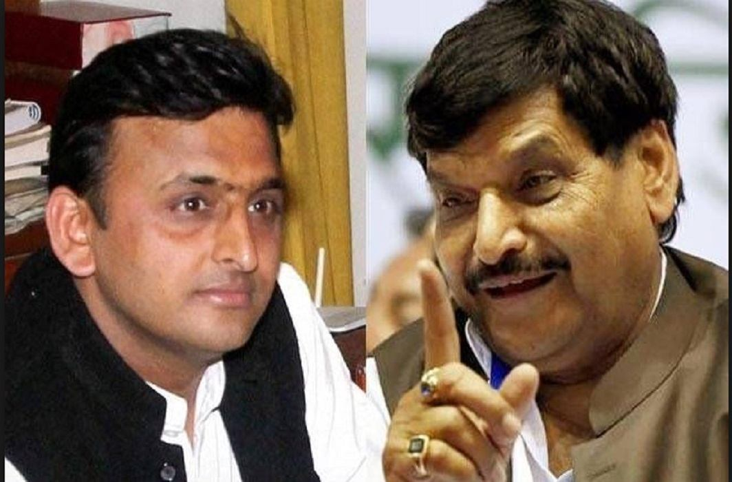 Shivpal Yadav has compared Akhilesh Yadav with Kaurava