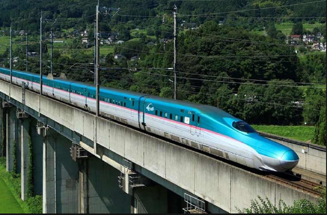 PM Modi's dream project agreed on the first installment of the bullet train!