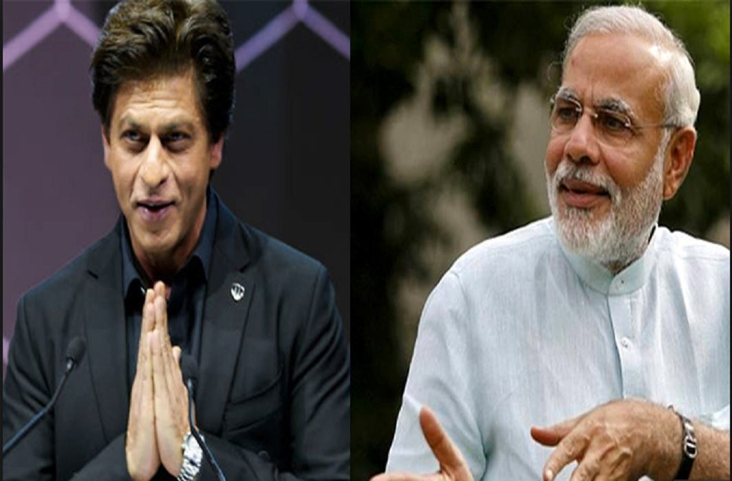 Shah Rukh Khan made aware people for cleanliness and PM Modi said thank you