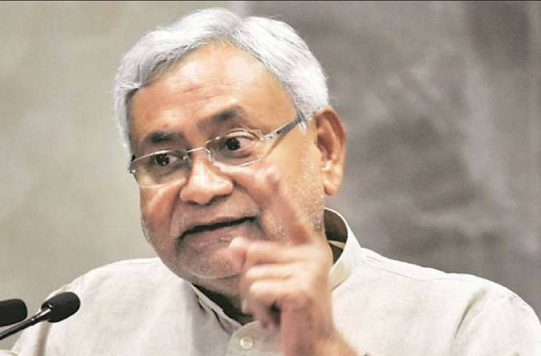 Nitish again demanded status of a special state of bihar