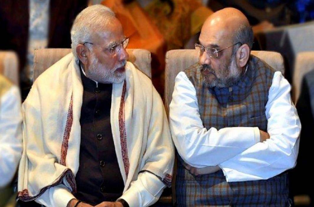 Narendra Modi & Amit Shah