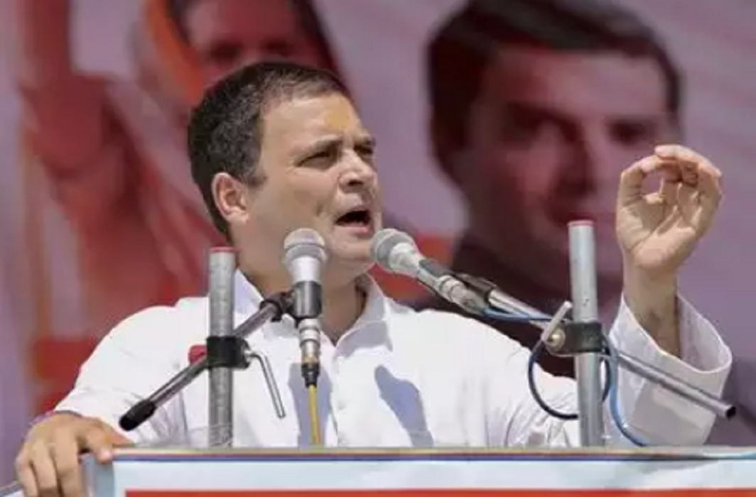 Rahul Gandhi said the reason of Attacks on migrant workers is GST, unemployment in Gujarat