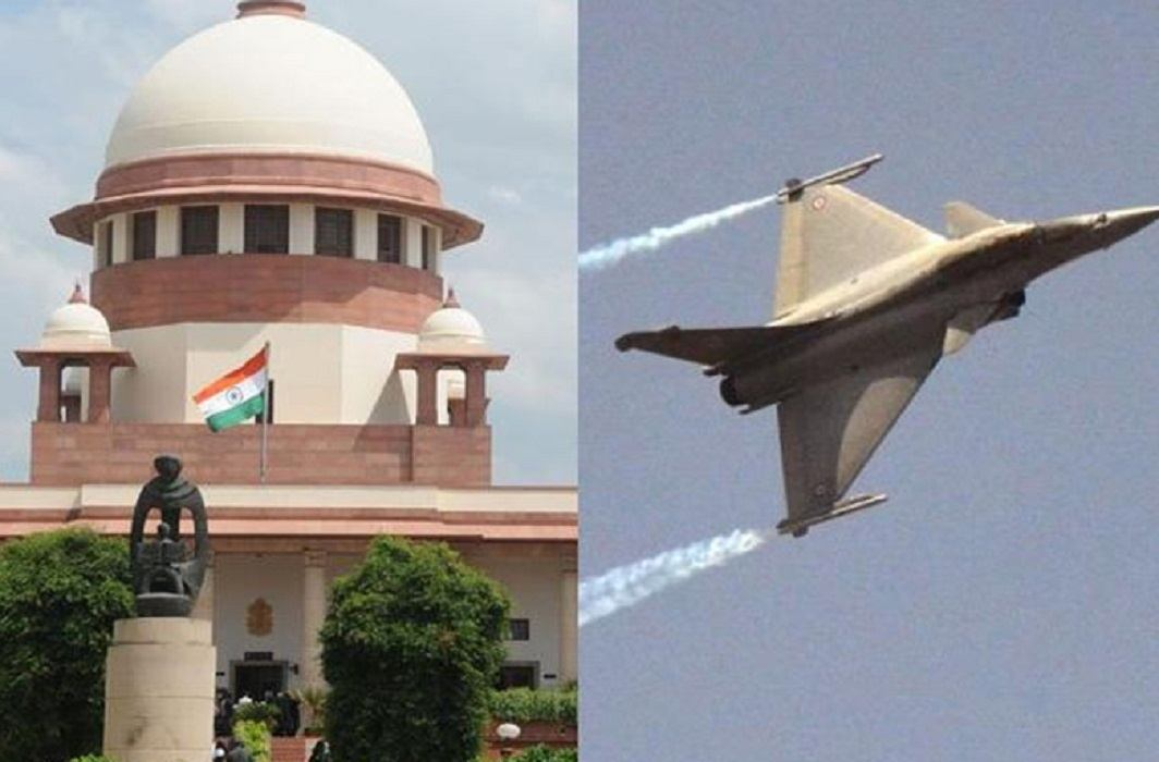 Supreme Court has seeks details of the decision-making process on Rafale deal in sealed envelop