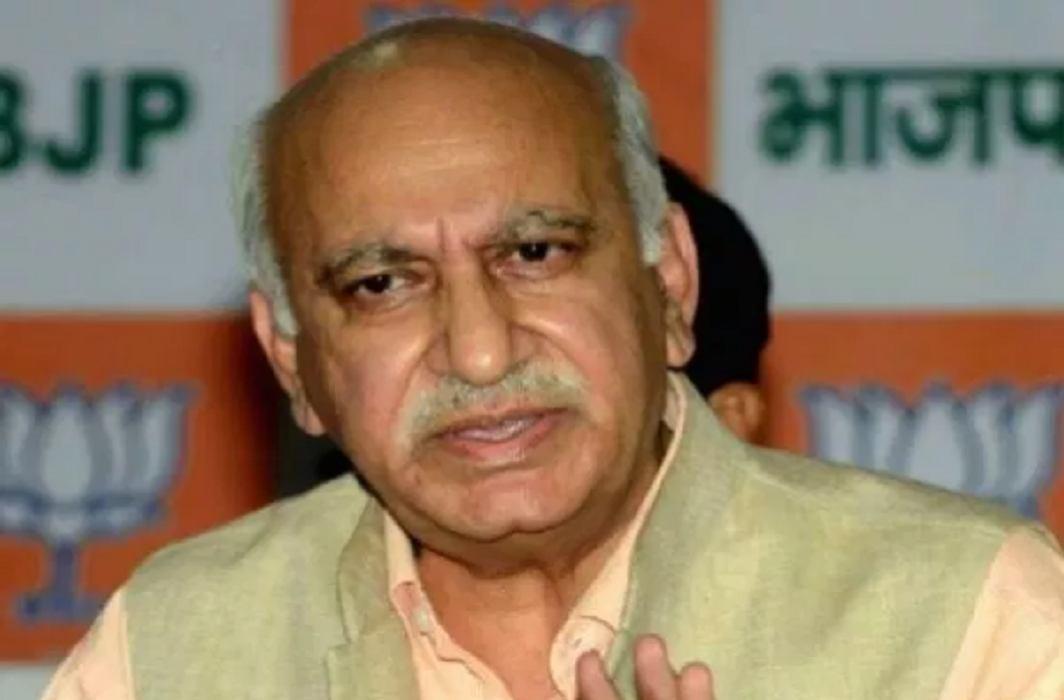 BJP leader Lata Kelkar defends MJ Akbar's case on #MeToo Movement of Sexual harassment case