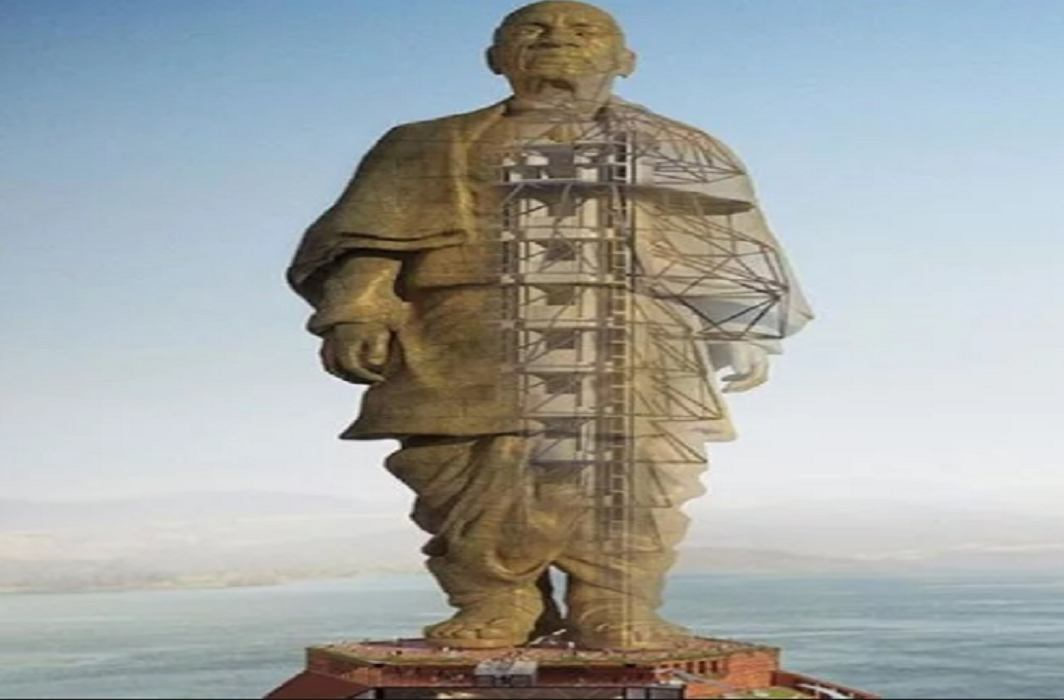 PM Modi will Unveil Sardar Patel's 182-meter high statue of 'Statue of Unity' on October 31