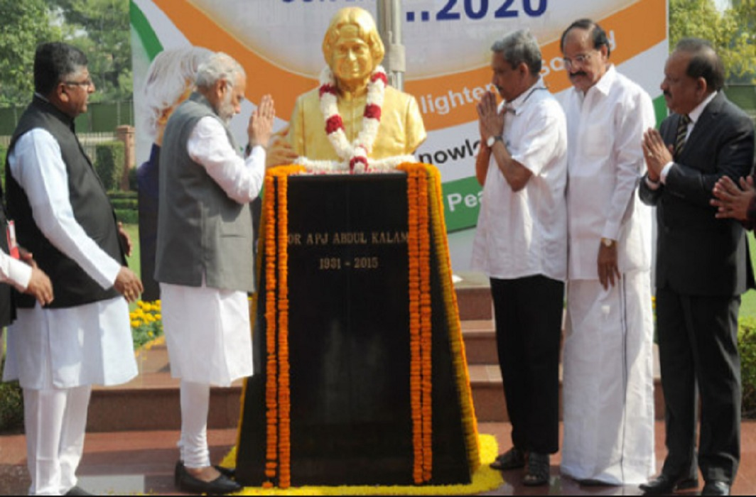 All Politician have Remembered Abdul Kalam on 87th birth anniversary including prime minister