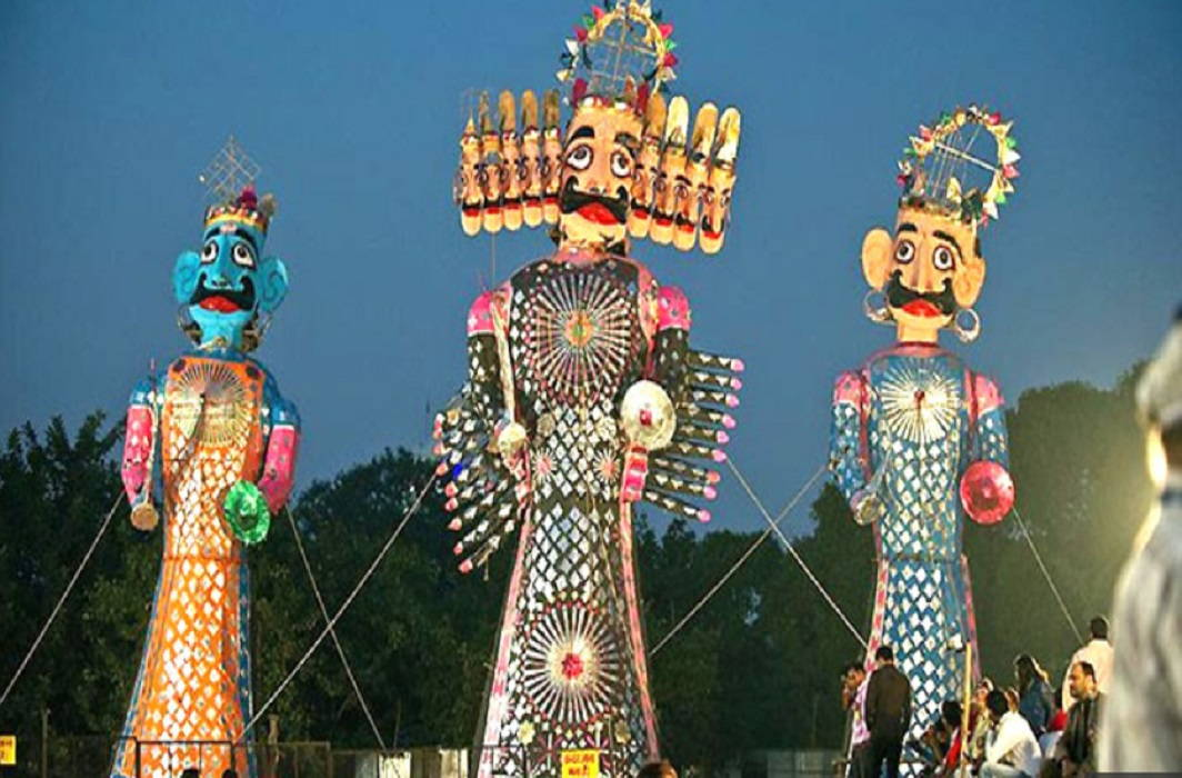 Delhi High Court orders on burning ravan and firecrackers in Dussehra