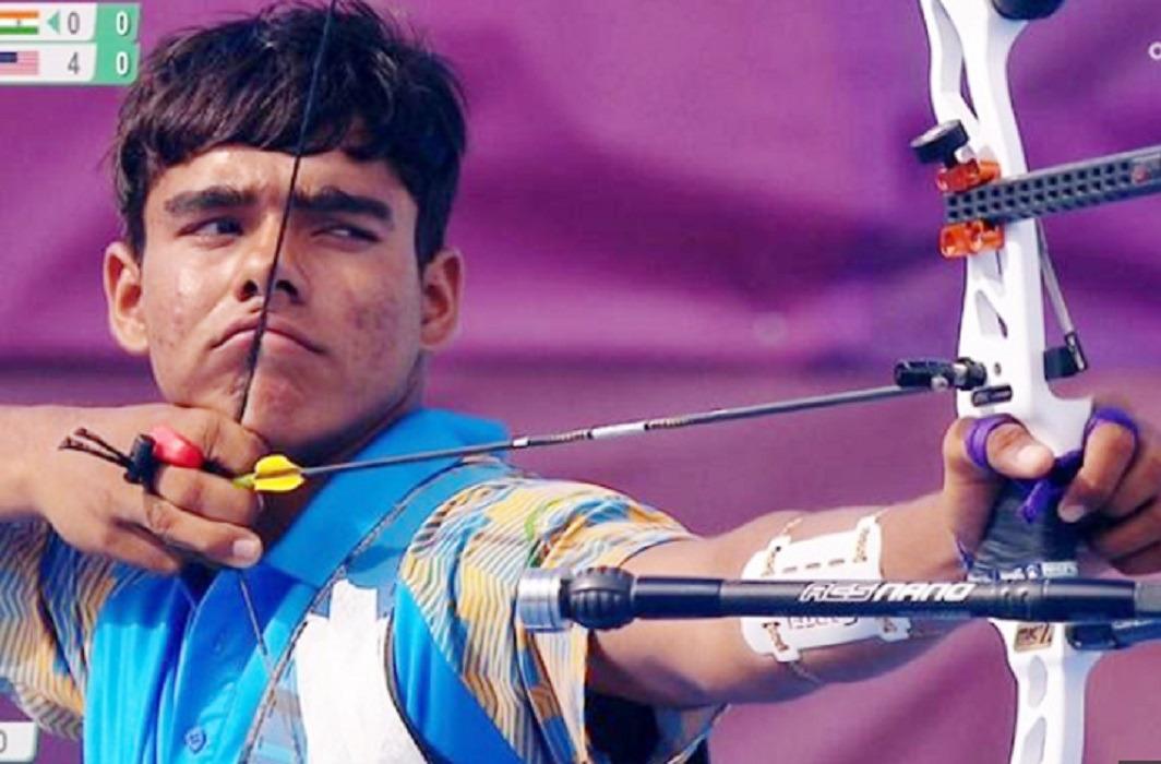 Farmer's son won Silver medal in Olympics games