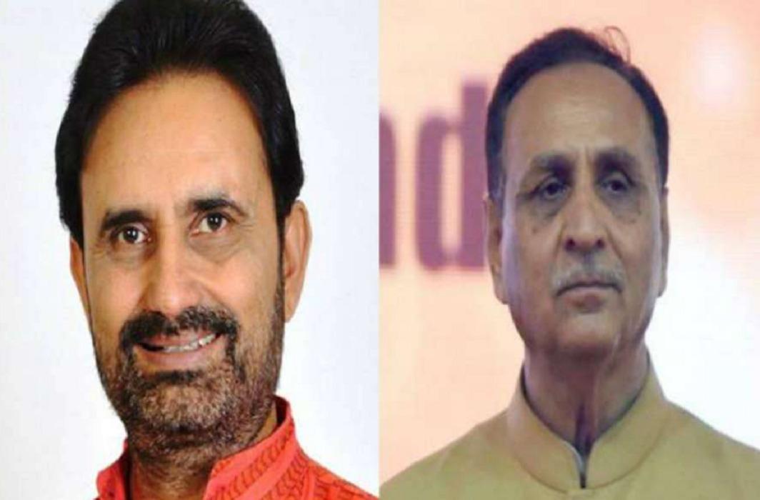 Congress leader Shaktisinh Gohil sent a legal notice to Gujarat CM Vijay Rupani