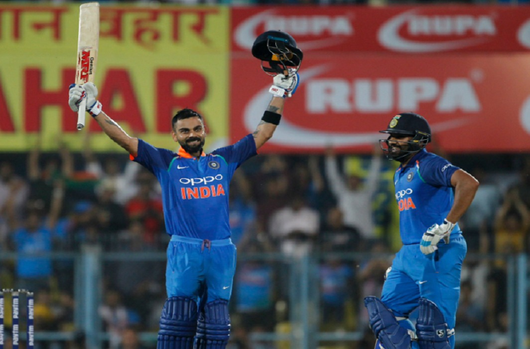 Virat Kohli-Rohit's best batting and India beat West Indies by 8 wickets