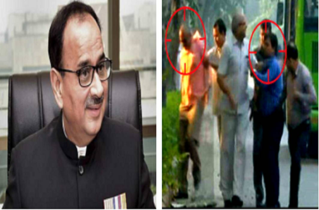 Four people arrested for 'espionage' of Alok Verma's residence in CBI scandal