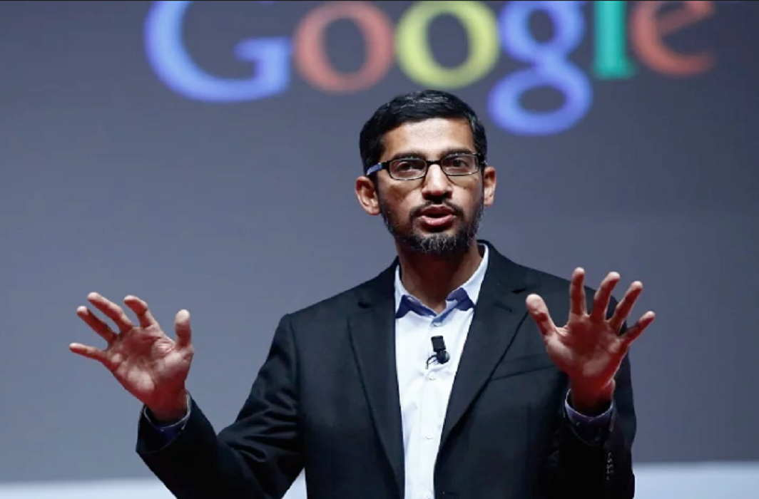 Google CEO Sundar Pichai said 48 employes fired 13 with senior officers