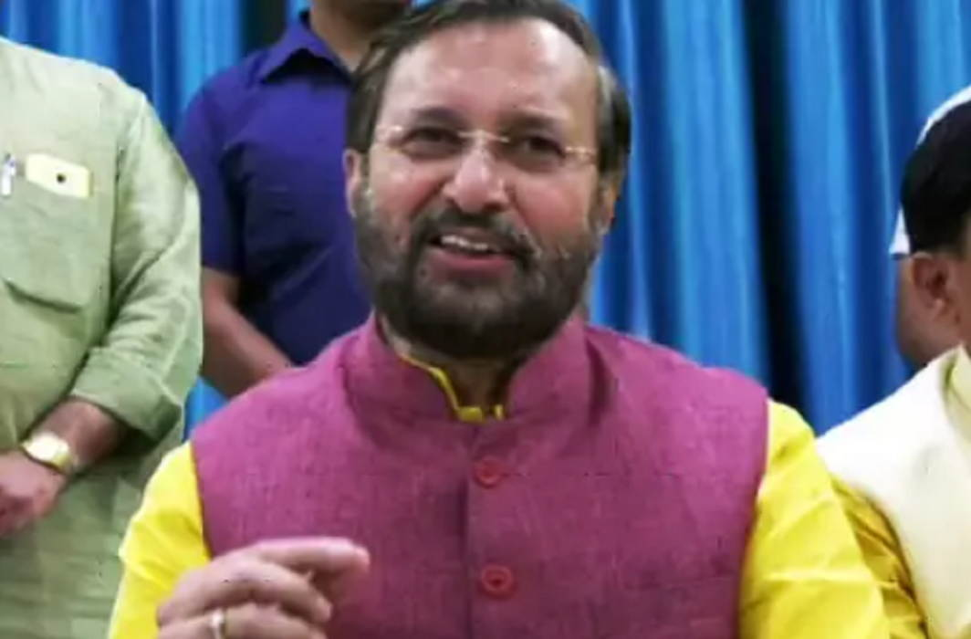 Prakash Javadekar said Intermediaries was involve in every defence deal of Congress government