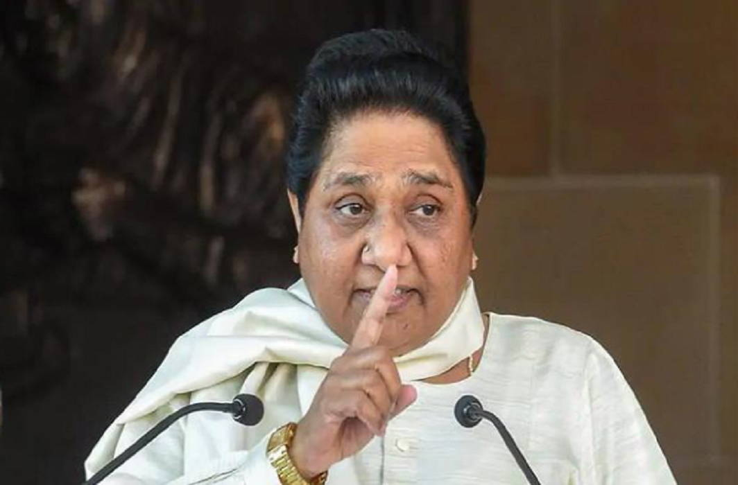 Mayawati said Amit Shah's statement on the Supreme Court is unfortunate