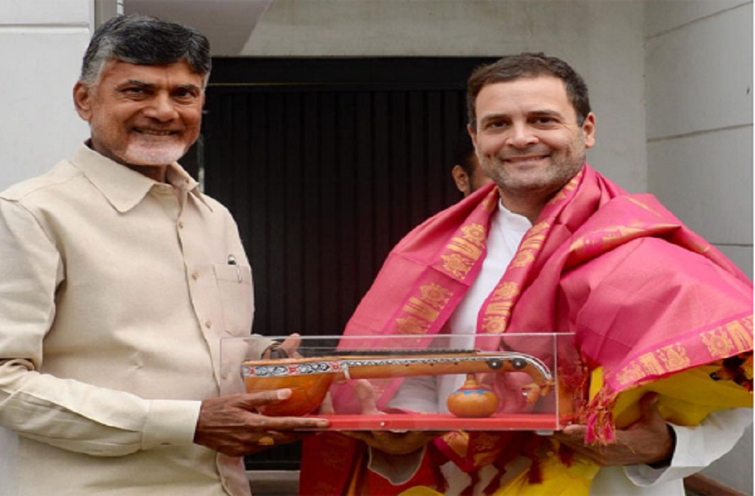 TDP-Congress alliance in Andhra Pradesh