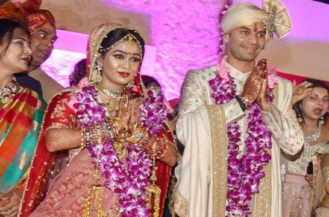 Tej Pratap Yadav files petition for divorce to Aishwarya Rai