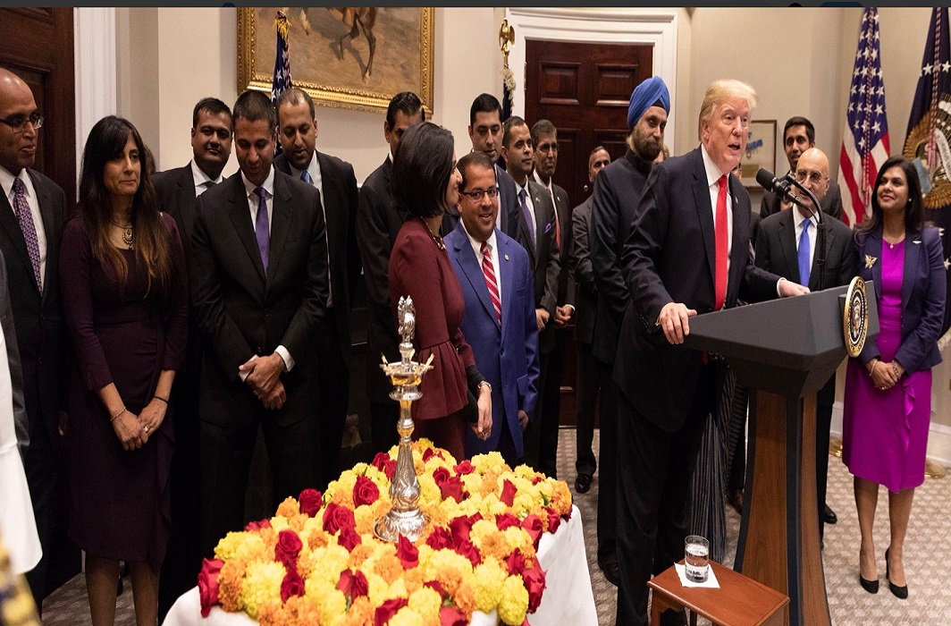 Donald Trump said - 'India good business partner'