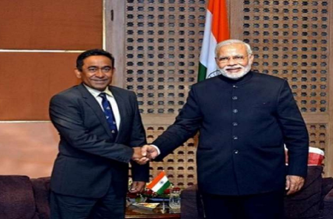 PM Modi To Attend Swearing-In Of New Maldives President