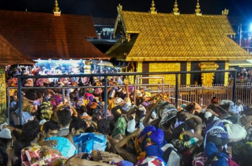 Sabarimala Temple Issue
