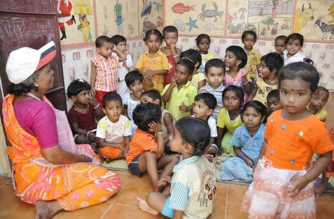 UP Anganwadi