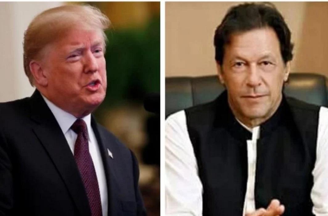 Imran Khan & Donald Trump