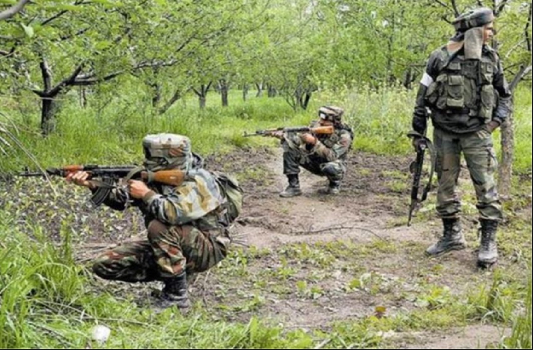 Jammu and Kashmir: encounter between security forces and militants in Kulgam-Pulwama