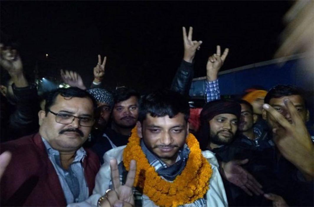 Patna University Students Union Election