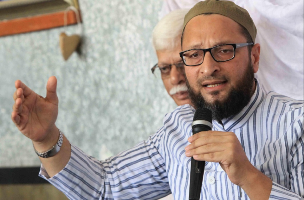 Asaduddin Owaisi says- Congress can not stop Modi alone in 2019