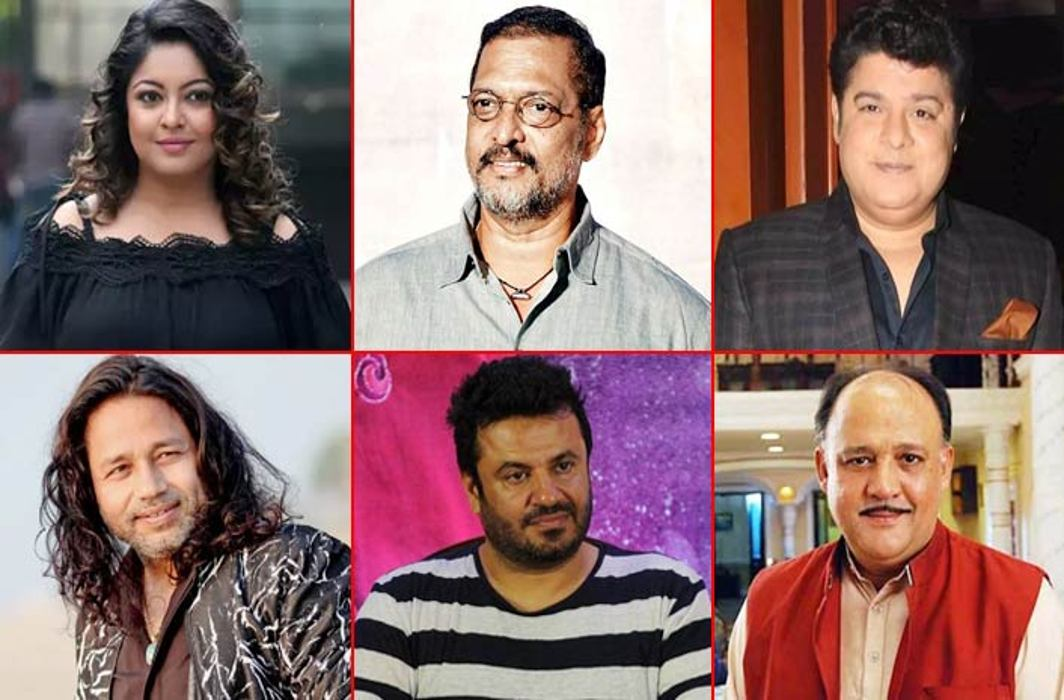 2018 Bollywood Controversy