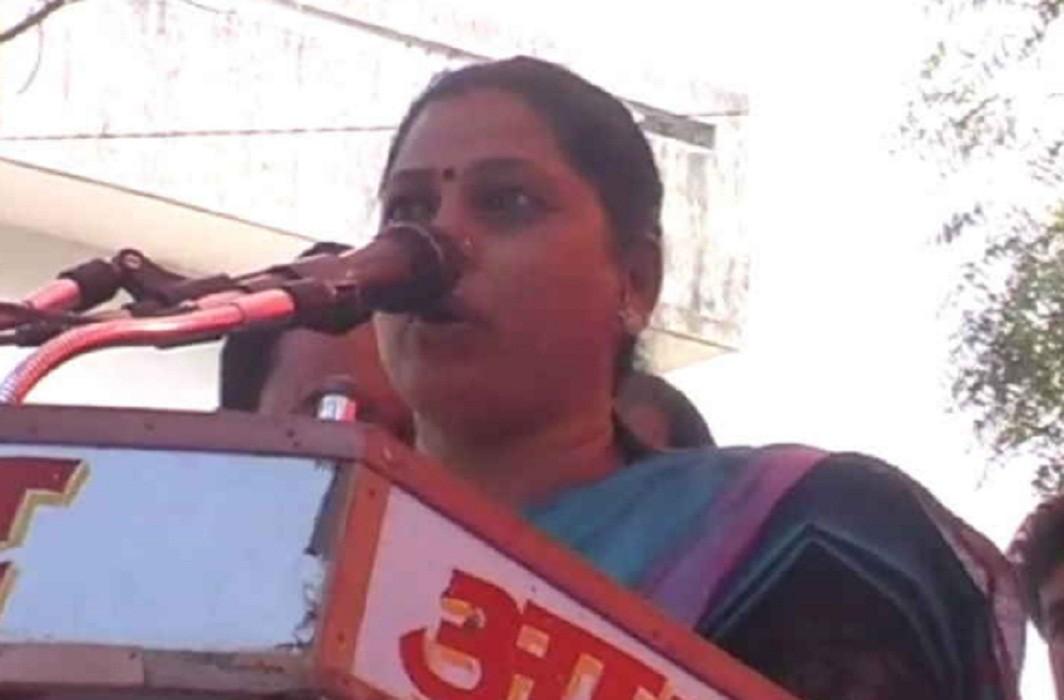 BJP-MLA Sadhna Singh