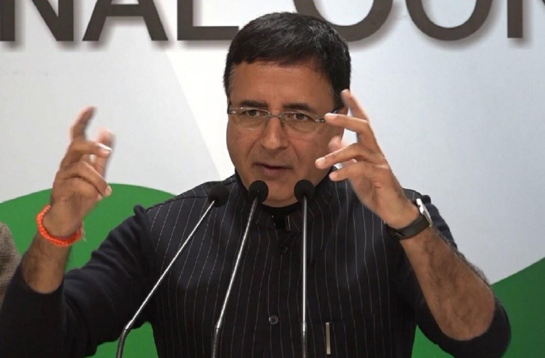 Randeep-Surjewala
